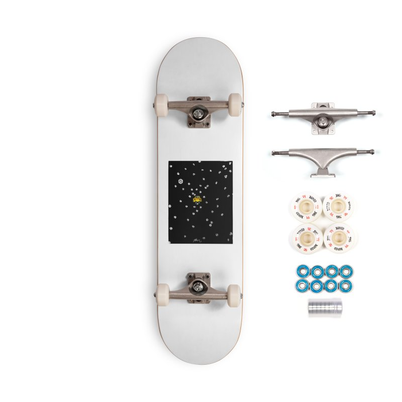 Road Trip Accessories Complete - Premium Skateboard by Rorockll's Artist Shop