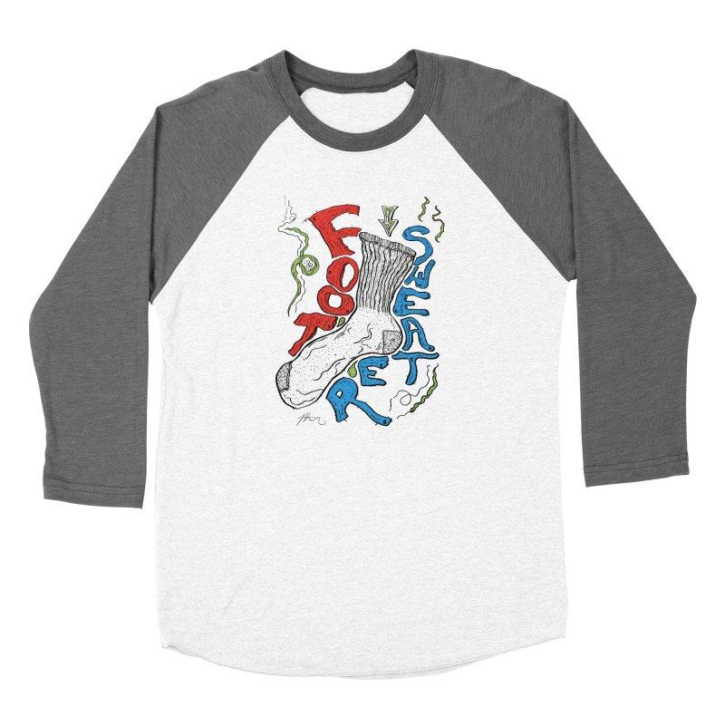 Foot Sweater Women's Longsleeve T-Shirt by Rorockll's Artist Shop