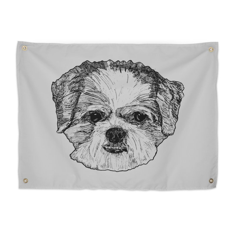 Biggles Home Tapestry by Rorockll's Artist Shop
