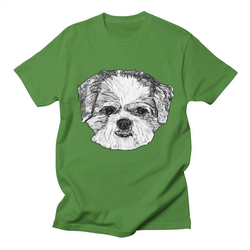 Biggles Women's Regular Unisex T-Shirt by Rorockll's Artist Shop