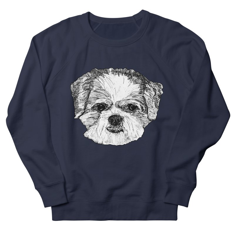 Biggles Women's French Terry Sweatshirt by Rorockll's Artist Shop