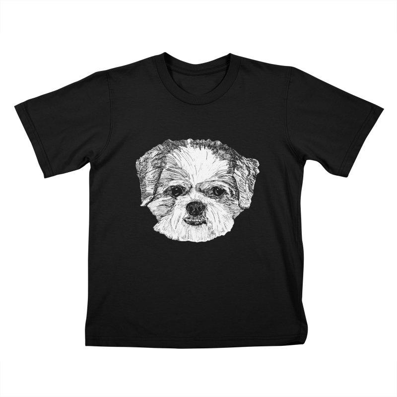Biggles Kids T-Shirt by Rorockll's Artist Shop
