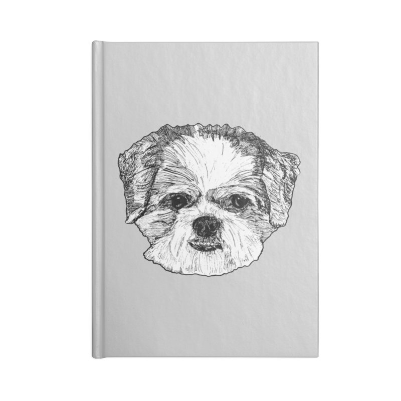 Biggles Accessories Blank Journal Notebook by Rorockll's Artist Shop