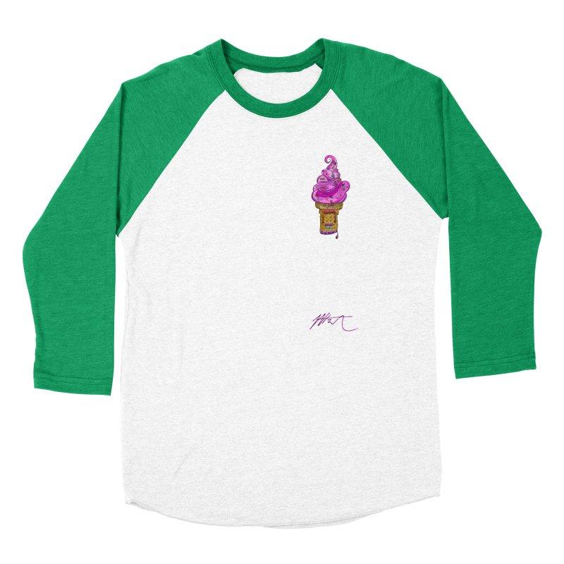 After Bronze (small scale) Men's Baseball Triblend Longsleeve T-Shirt by Rorockll's Artist Shop