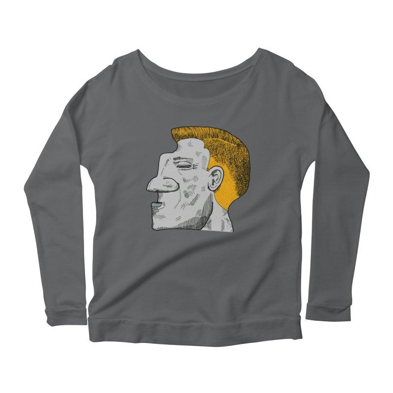 Profile Women's Longsleeve T-Shirt by Rorockll's Artist Shop