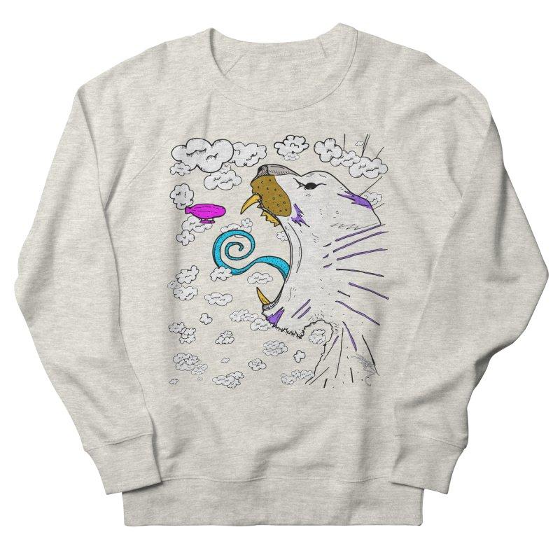 Dark Tiger Women's French Terry Sweatshirt by Rorockll's Artist Shop