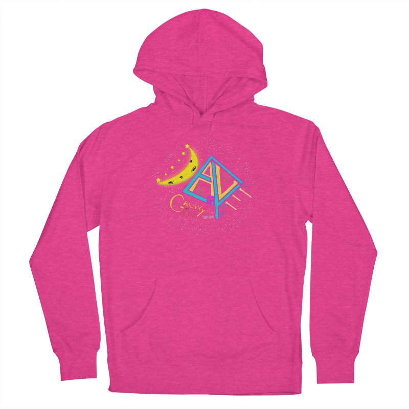 Egyptian Dave Galaxy Tour Women's French Terry Pullover Hoody by Rorockll's Artist Shop