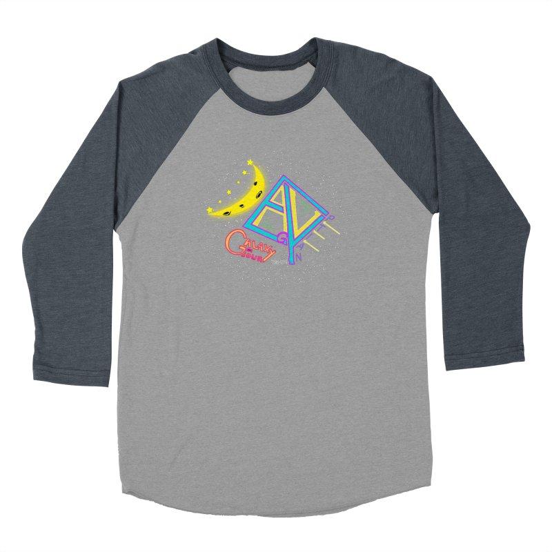 Egyptian Dave Galaxy Tour Men's Baseball Triblend Longsleeve T-Shirt by Rorockll's Artist Shop