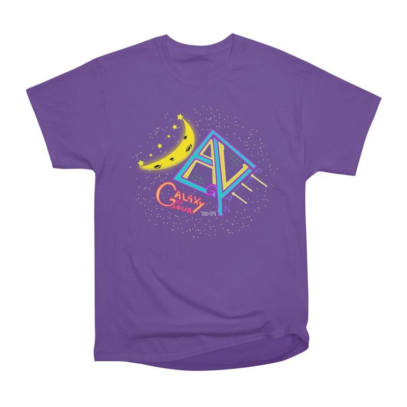 Egyptian Dave Galaxy Tour Women's Heavyweight Unisex T-Shirt by Rorockll's Artist Shop