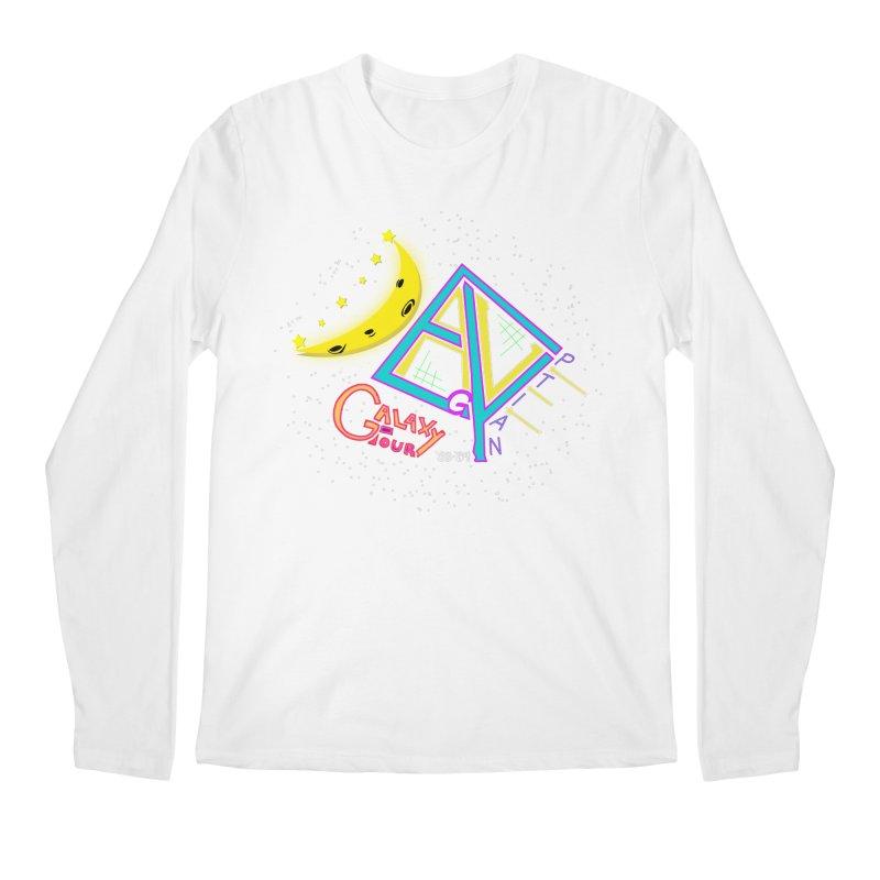Egyptian Dave Galaxy Tour Men's Regular Longsleeve T-Shirt by Rorockll's Artist Shop