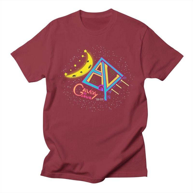 Egyptian Dave Galaxy Tour Women's Regular Unisex T-Shirt by Rorockll's Artist Shop
