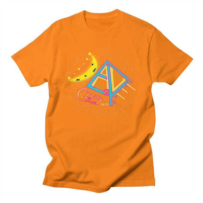 Egyptian Dave Galaxy Tour Men's Regular T-Shirt by Rorockll's Artist Shop