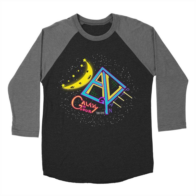 Egyptian Dave Galaxy Tour Women's Baseball Triblend Longsleeve T-Shirt by Rorockll's Artist Shop