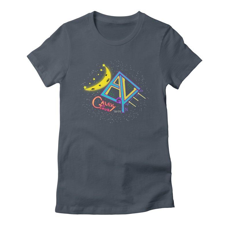 Egyptian Dave Galaxy Tour Women's T-Shirt by Rorockll's Artist Shop