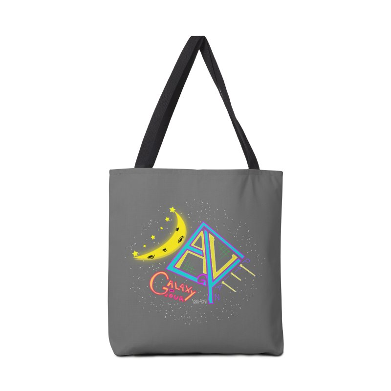 Egyptian Dave Galaxy Tour Accessories Tote Bag Bag by Rorockll's Artist Shop