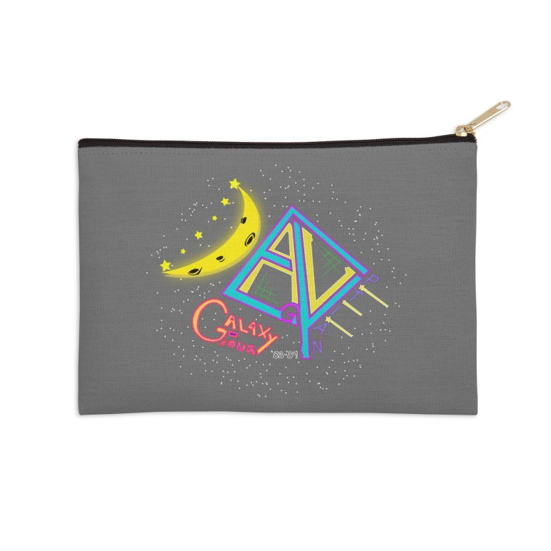 Egyptian Dave Galaxy Tour Accessories Zip Pouch by Rorockll's Artist Shop