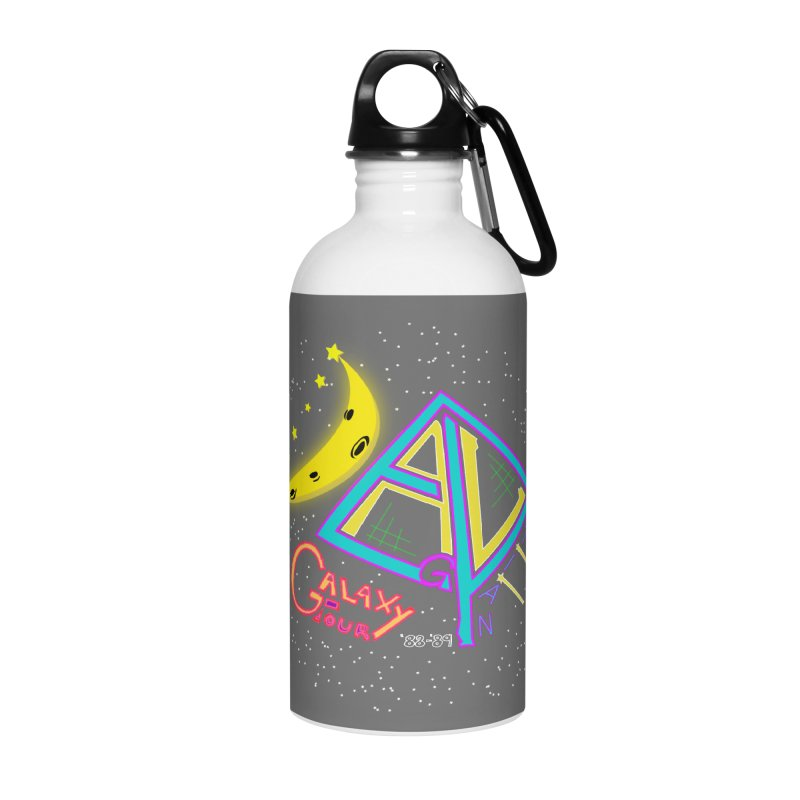 Egyptian Dave Galaxy Tour Accessories Water Bottle by Rorockll's Artist Shop