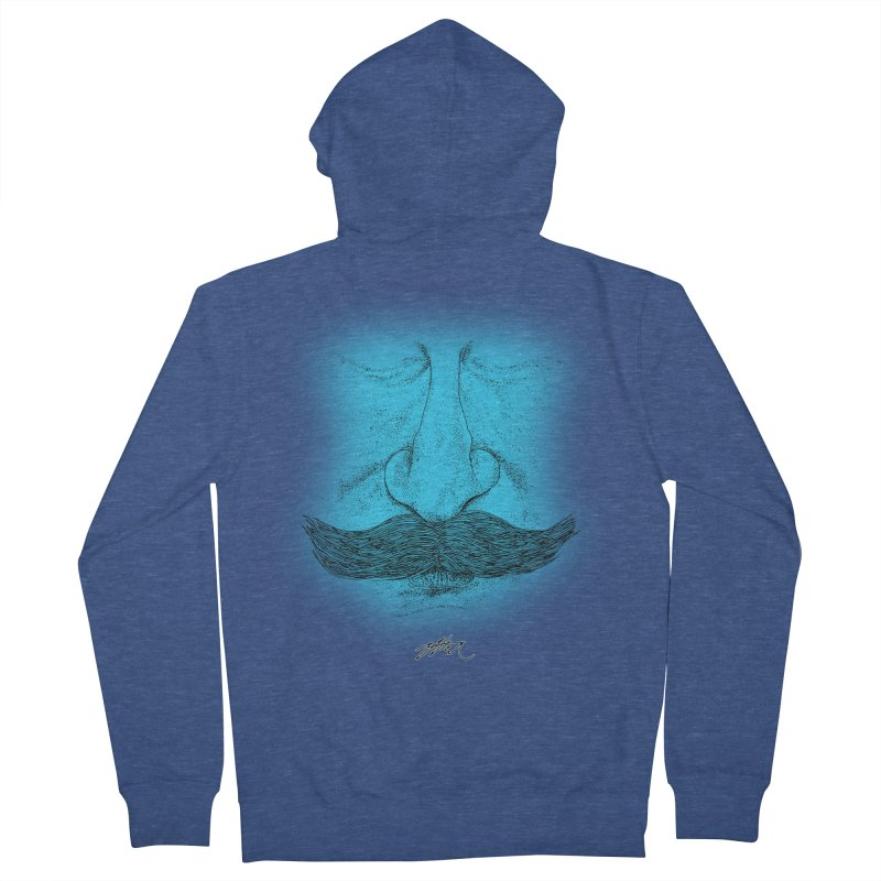 The Architect Men's French Terry Zip-Up Hoody by Rorockll's Artist Shop