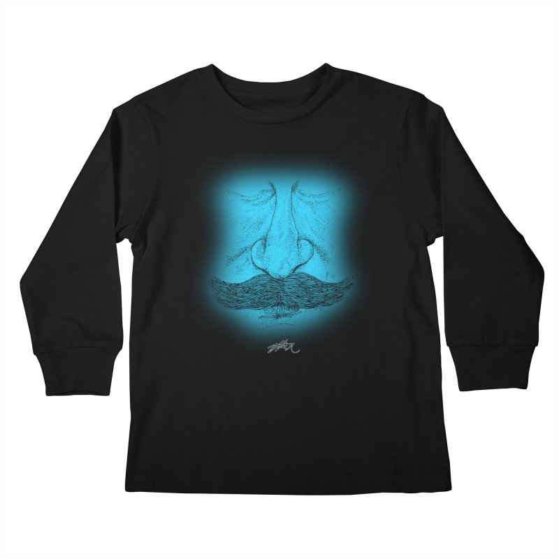 The Architect Kids Longsleeve T-Shirt by Rorockll's Artist Shop