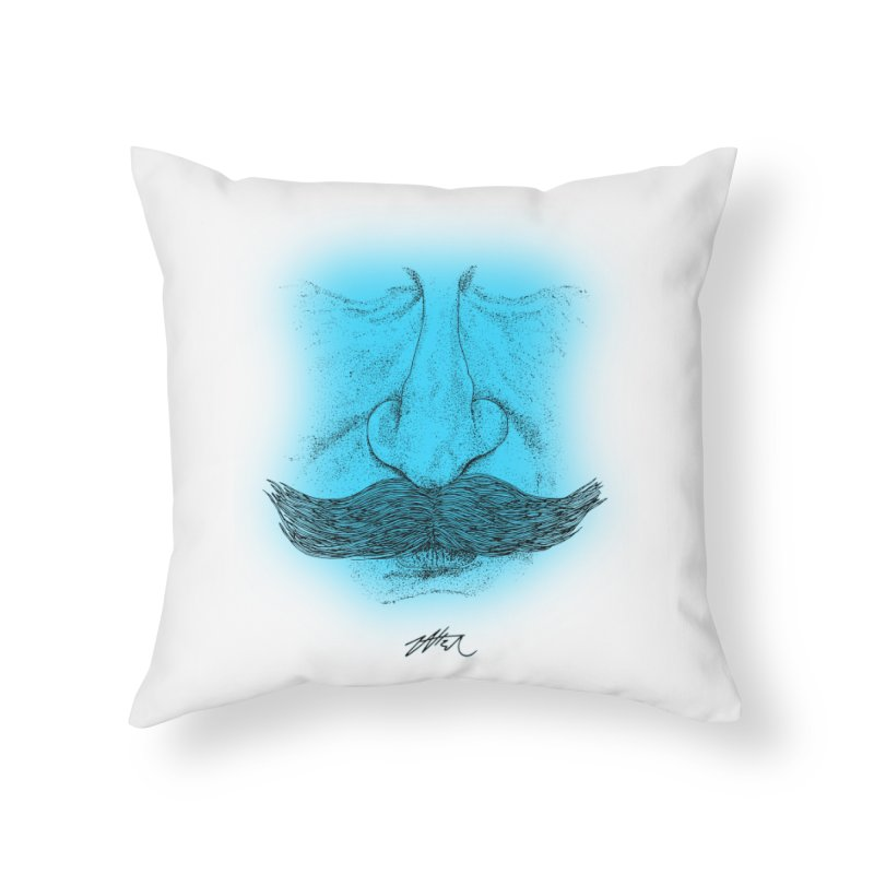 The Architect Home Throw Pillow by Rorockll's Artist Shop