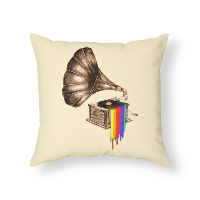 Don't be late Home Throw Pillow by AlmostGone