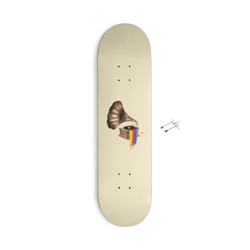 Don't be late Accessories Skateboard by AlmostGone