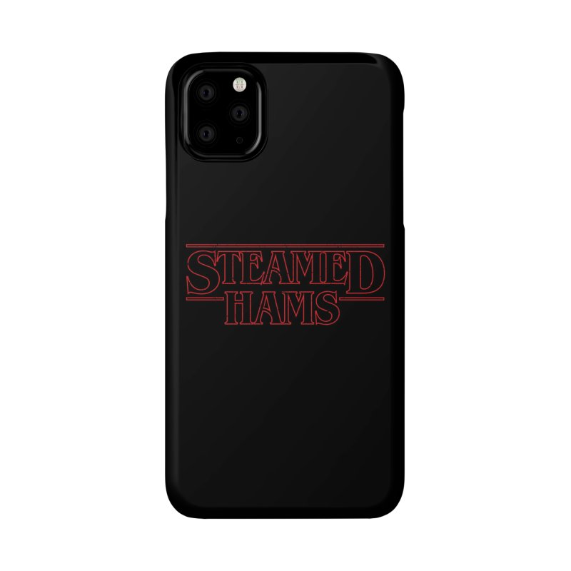 Stranger Hams  [Rx] Accessories Phone Case by Roufxis Store