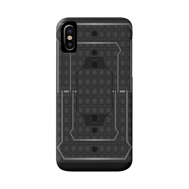 Frost Trap / Welcome Mat Accessories Phone Case by Roufxis Store