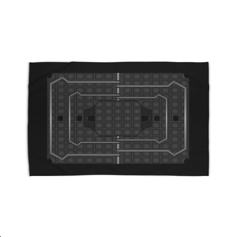 Frost Trap / Welcome Mat Home Rug by Roufxis Store
