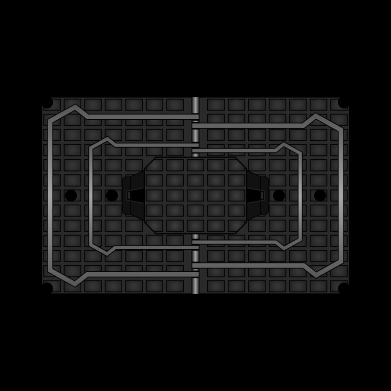 Frost Trap / Welcome Mat by Roufxis Store