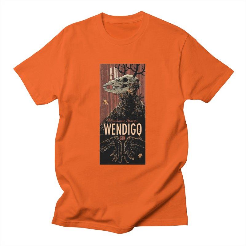 Wendigo Gin Men's T-Shirt by Rowhouse Spirits