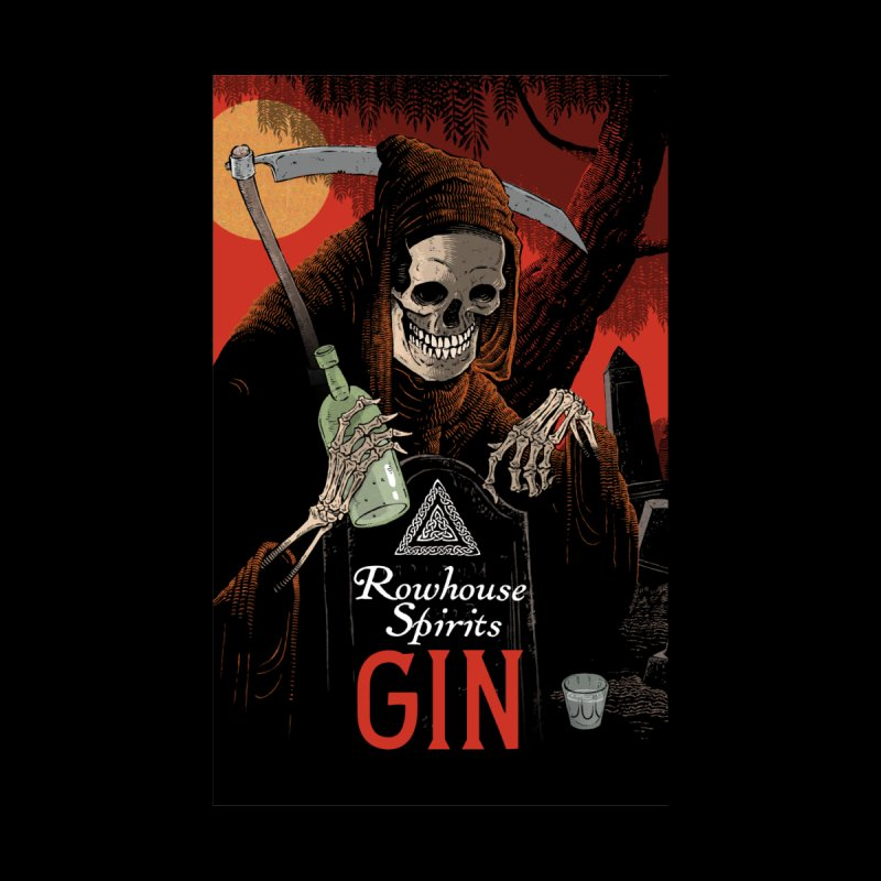Rowhouse Gin Men's T-Shirt by Rowhouse Spirits