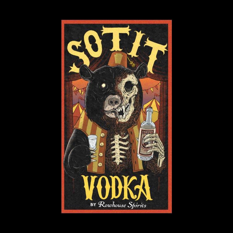 Sotit Vodka Men's T-Shirt by Rowhouse Spirits
