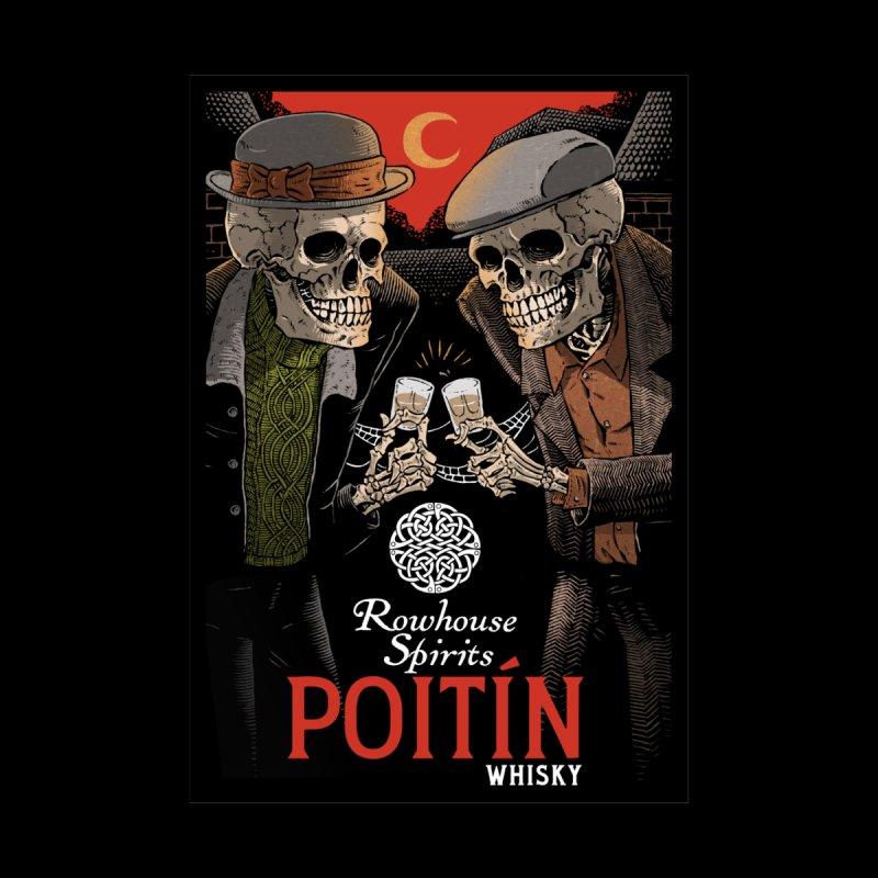 Poitin Men's T-Shirt by Rowhouse Spirits