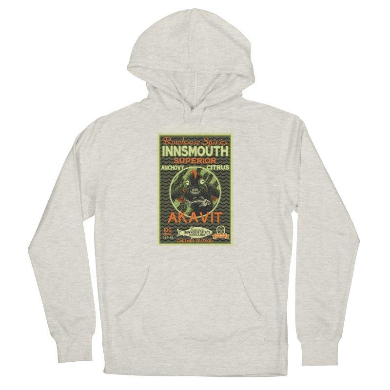 Innsmouth Superior Akavit Men's Pullover Hoody by Rowhouse Spirits