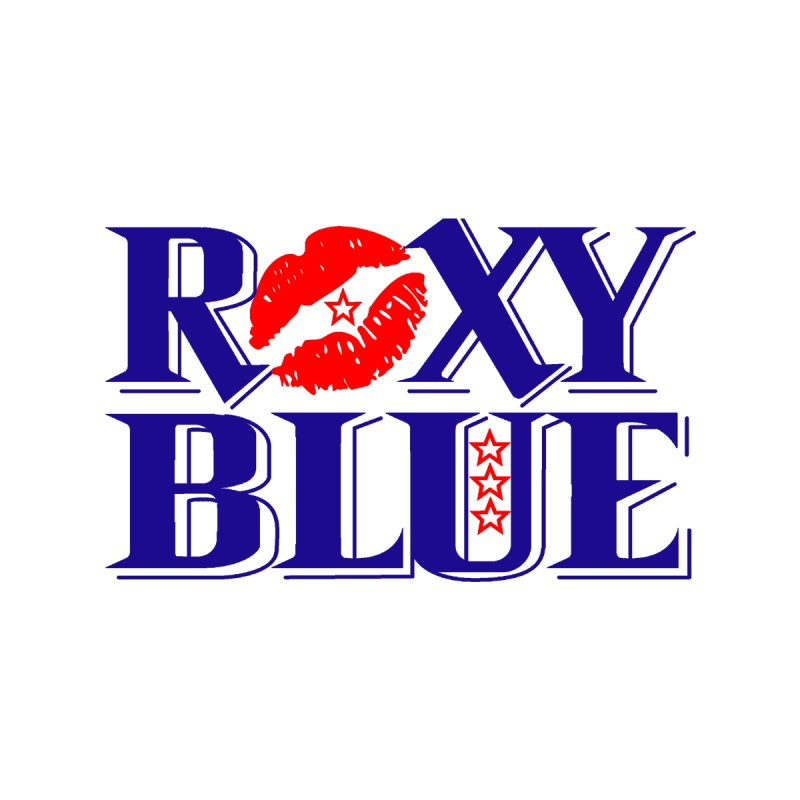T-Shirts, accessories & Home Goods by Roxy Blue (The Rock 'N' Roll Band)
