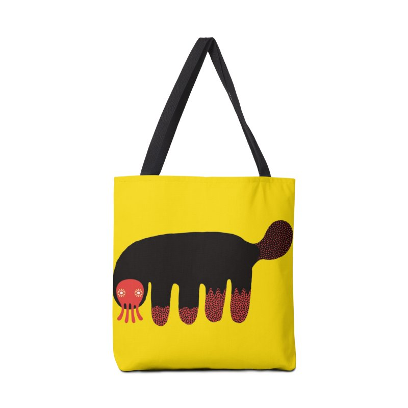 Monster of the day (June 15) [Year 1] Accessories Tote Bag Bag by Daily Monster Shop by Royal Glamsters