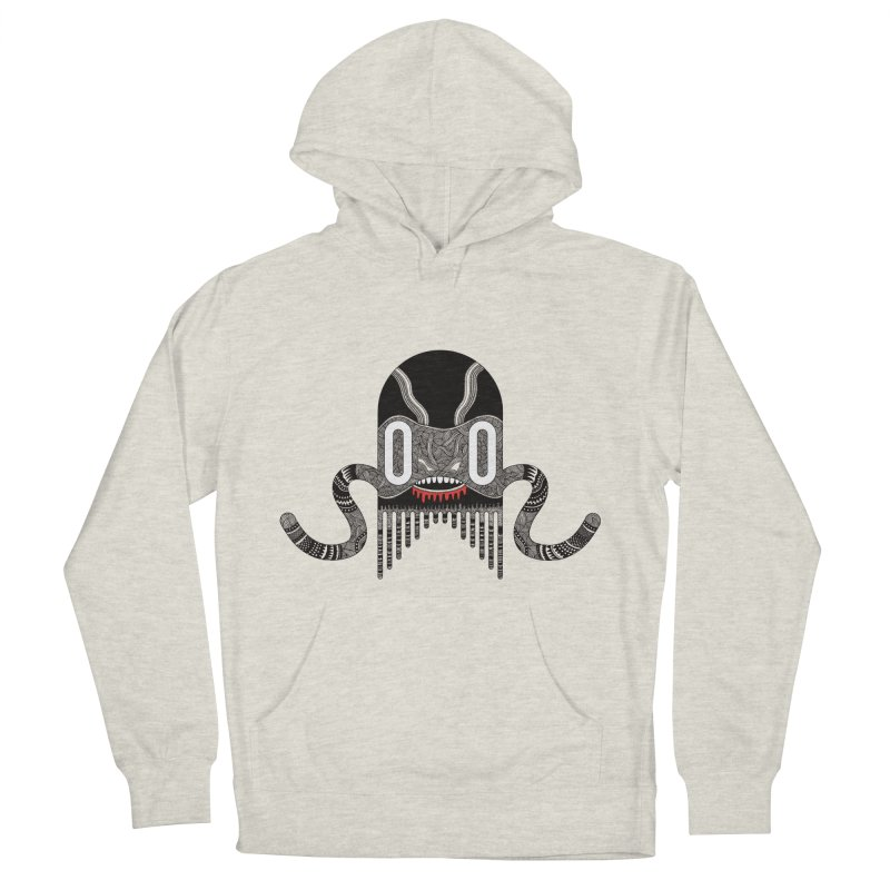 Monster of the day (April 8) [Year 1] Men's French Terry Pullover Hoody by Daily Monster Shop by Royal Glamsters