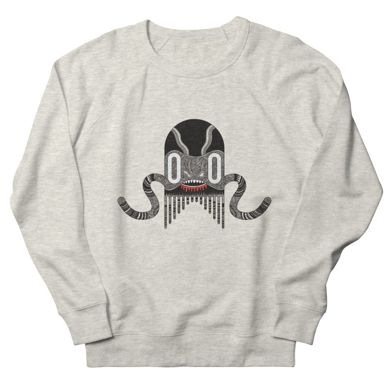 Monster of the day (April 8) [Year 1] Women's French Terry Sweatshirt by Daily Monster Shop by Royal Glamsters