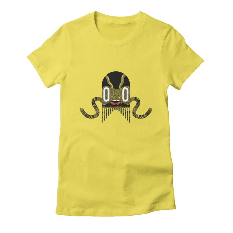 Monster of the day (April 8) [Year 1] Women's T-Shirt by Daily Monster Shop by Royal Glamsters