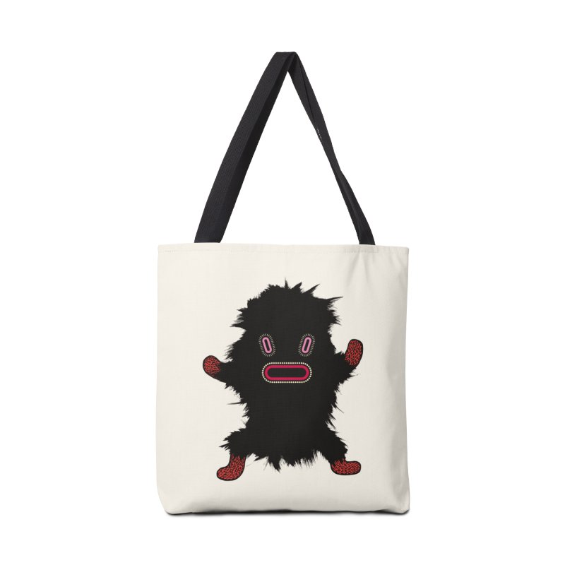 Monster of the day (October 9) [Year 1] Accessories Tote Bag Bag by Daily Monster Shop by Royal Glamsters