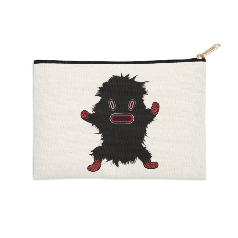 Monster of the day (October 9) [Year 1] Accessories Zip Pouch by Daily Monster Shop by Royal Glamsters