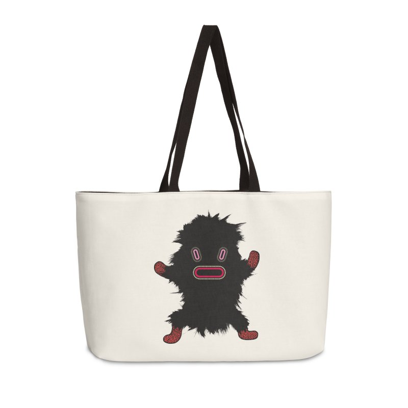 Monster of the day (October 9) [Year 1] Accessories Weekender Bag Bag by Daily Monster Shop by Royal Glamsters