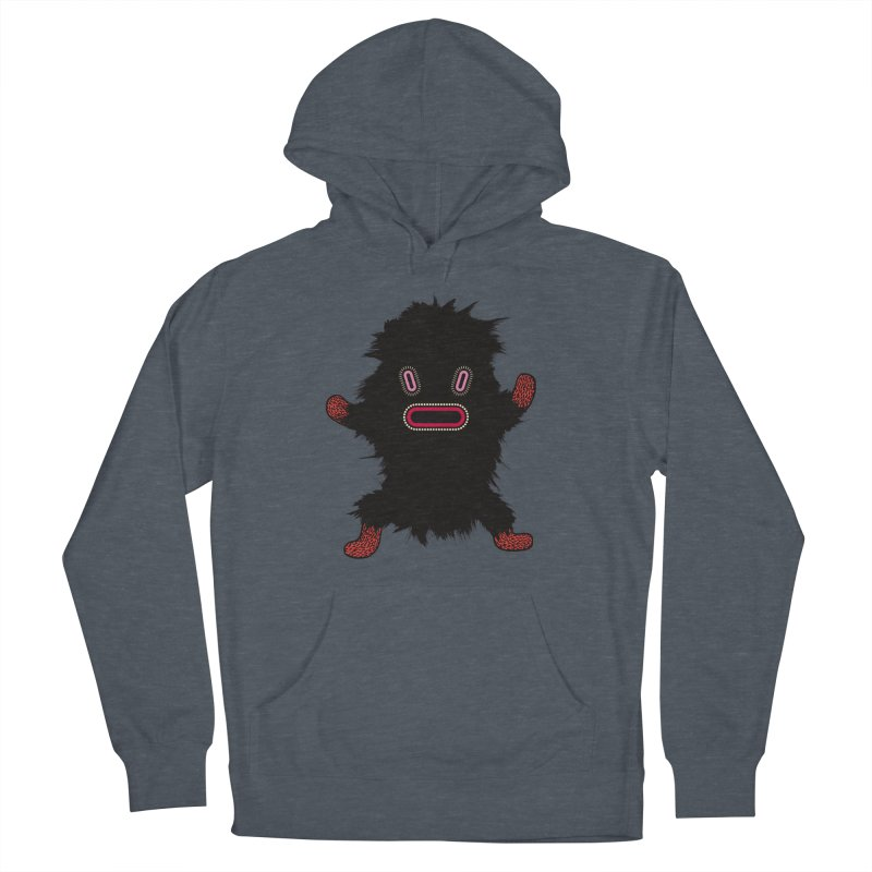 Monster of the day (October 9) [Year 1] Men's French Terry Pullover Hoody by Daily Monster Shop by Royal Glamsters