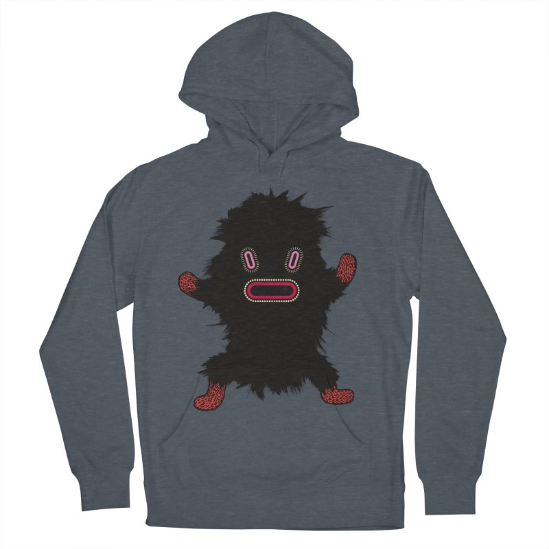 Monster of the day (October 9) [Year 1] Women's French Terry Pullover Hoody by Daily Monster Shop by Royal Glamsters