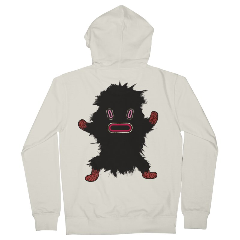 Monster of the day (October 9) [Year 1] Men's Zip-Up Hoody by Daily Monster Shop by Royal Glamsters