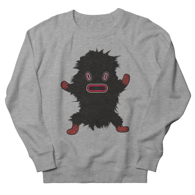 Monster of the day (October 9) [Year 1] Men's French Terry Sweatshirt by Daily Monster Shop by Royal Glamsters