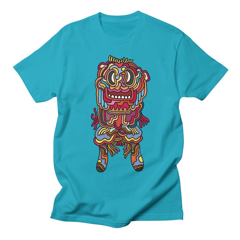 Olmeca Monster of the day (May 28) [Year 1] Women's Regular Unisex T-Shirt by Daily Monster Shop by Royal Glamsters