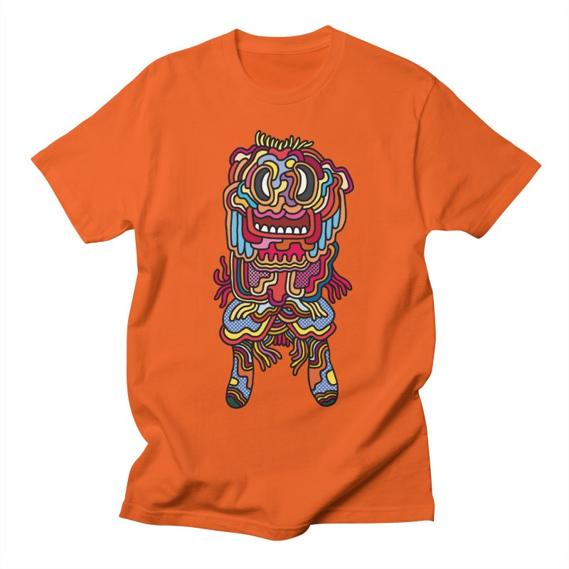 Olmeca Monster of the day (May 28) [Year 1] Women's T-Shirt by Daily Monster Shop by Royal Glamsters