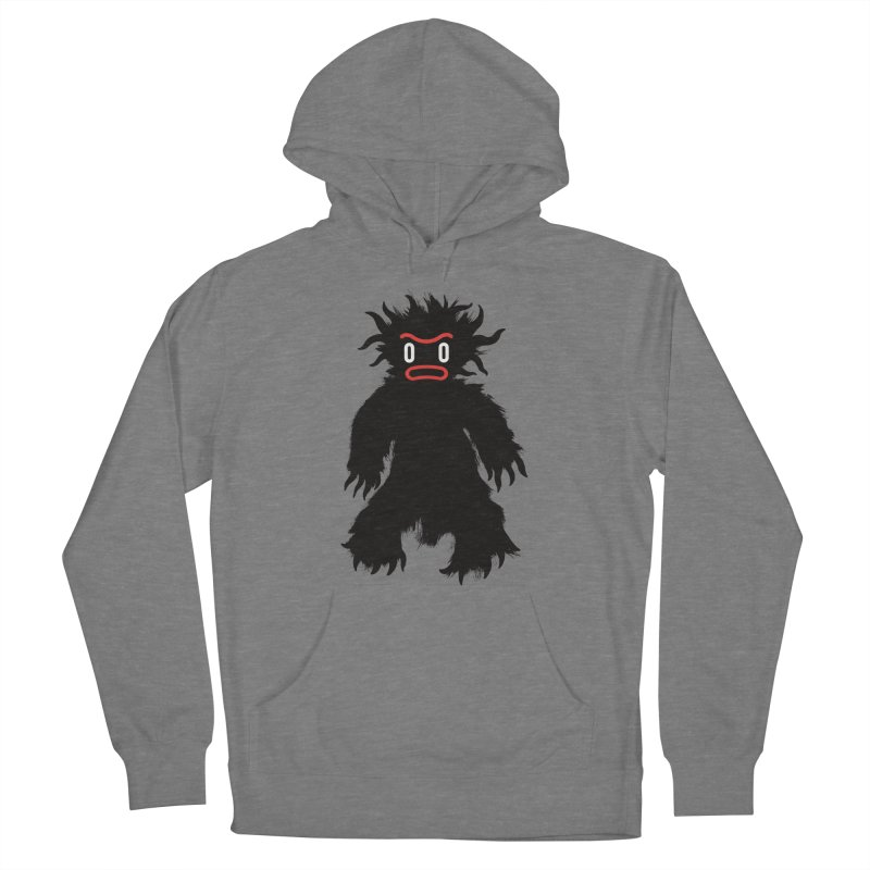 Monster of the day (February 15) [Year 1] Men's French Terry Pullover Hoody by Daily Monster Shop by Royal Glamsters